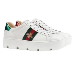 🐝GUCCI SNEAKERS PLATFORM🐝